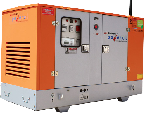 Generators available for rent in udaipur